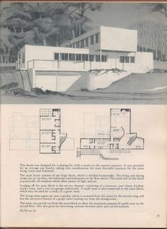 Houses for Home Makers, 1945.  Royal Barry Willis. From the Association for Preservation Technology (APT) - Building Technology Heritage Library, an online archive of period architectural trade catalogs. Select an era or material era and become an architectural time traveler.