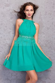 Fashion Scoop Cocktail Dresses Appliques Rhinestone Custom Made Mini Features Ruched lace Homecoming Dresses
