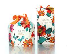 Packaging - Sanctuary Spa (UK) by Ella Tjader, via Behance