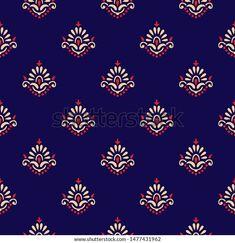 Suchen Sie nach Nahtlose kleine indische Stoffblumenmuster-Stockbildern in HD und Millionen weiteren lizenzfreien Stockfotos, Illustrationen und Vektorgrafiken in der Shutterstock-Kollektion. Jeden Tag werden Tausende neue, hochwertige Bilder hinzugefügt. Textile Pattern Design, Surface Pattern Design, Textile Patterns, Textile Prints, Pattern Art, Pattern Paper, Print Patterns, Indian Embroidery Designs, Embroidery Motifs