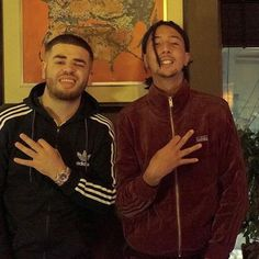 The best Rapper in Italy @fuckyoughali My Little brother with a big heart. Se…