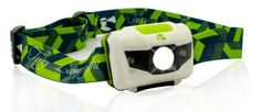 Bright LED Headlamp with Red Light, Batteries Included and FREE Bonus Item!