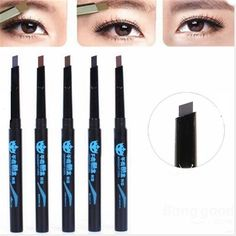 LuckyFine Waterproof Automatic Rotation Long-lasting EyeBrow Pencil Makeup Pen Tool *** Read more  at the image link. (Note:Amazon affiliate link)