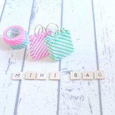 4ステップで簡単!〜折り紙でミニ紙バッグを作ろう - DIY・レシピ | tetote-note(テトテノート)