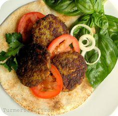 Turmeric & Saffron: Kotlet: Iranian Ground Meat Patties #2