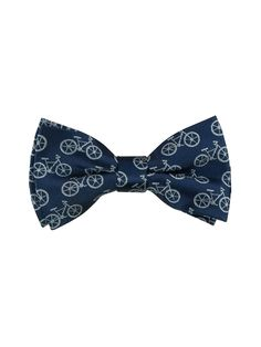 Bow Cycle Bow Tie