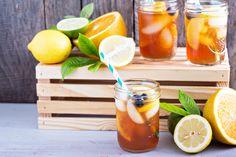 Pic: Homemade iced tea