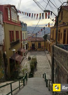 Valparaiso, Chile - 2015 - camera iPhone 6 - by The Helium Whale