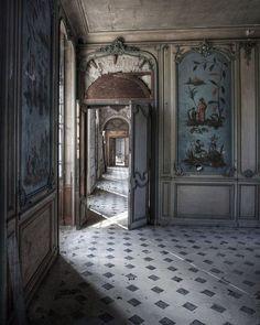 Inside the beautiful Château de Singes in Upper Normandy  Depuis le magnifique Château de Singes en Haute-Normandie #ExploreNormandy