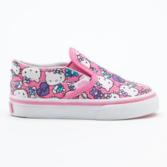 Product: Hello Kitty Slip-On, Toddlers