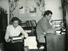 Ruth Park and her husband D'Arcy Niland Australian Farm, Australian Authors, 24. August, Story Writer, Ansel Adams, Harp, Book Series, Book Quotes, Libraries