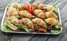 Fresh Rolls, Catering, Ethnic Recipes, Food, Essen, Yemek, Meals