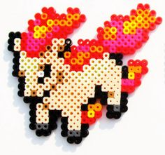 Pokemon Perler Ponyta / Rapidash / or Full Set by ShowMeYourBits