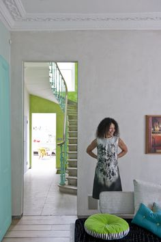 Tricia Guild! Designers Guild rules the world of interior colors!