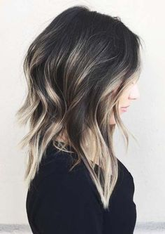 Medium Layer Hair style 2017