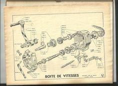 Etanchéité boite Monet Goyon 98cm3