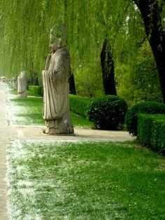 The Sacred Way Beijing, China 2012: Year of the Vagabond