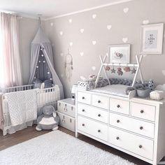 kleinkind zimmer Top Most Amazing Budget Friendly Baby Room Ideas - Wittyduck Baby Nursery Decor, Baby Bedroom, Baby Boy Rooms, Nursery Neutral, Baby Boy Nurseries, Baby Decor, Kids Bedroom, Nursery Ideas, Ikea Baby Room