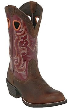 I need Ariat boots like these!!!! Even the right color =D