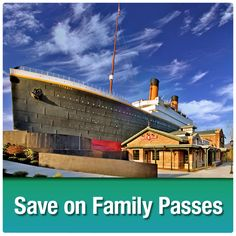gatlinburg tennessee attractions | Gatlinburg Attractions | Titanic Museum Pigeon Forge TN | Gatlinburg ...