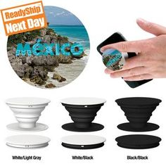 These popular PopSockets are a perfect giveaway to residents and are very useful when using a cell phone! Promotional Products, Trade Show Giveaways and Corporate Gifts Custom Imprinted with your logo. Popsockets Phones, Advertising Space, Trade Show Giveaways, Employee Gifts, Mobile Accessories, Iphone Accessories, Corporate Gifts, Phone Holder, White Light