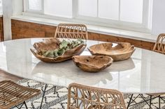 Our decorative Natura Tipis Fruit Bowls are perfect nestled together or as separate stand alone feature pieces. Their rustic, live-edge designs mean each set is unique in shape and size. No two sets will ever be alike. #fruitbowls #woodendecor #homedecor #homedesign #homedecorating #homeaccents #woodenaccents #interioraccents
