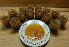Jak uvařit staroanglickou pomerančovou marmeládu | recept Food And Drink, Pudding, Homemade, Desserts, Tailgate Desserts, Deserts, Home Made, Custard Pudding, Puddings