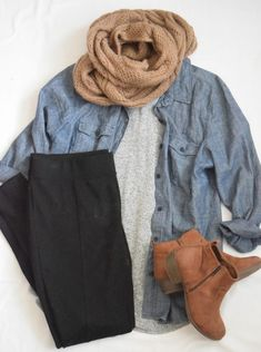 39 new Ideas for style inspiration fall stylists Mode Outfits, Casual Outfits, Fashion Outfits, Womens Fashion, Fashion Trends, Rustic Outfits, Fashion 2017, Fashion Ideas, Fall Winter Outfits