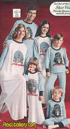 If I could, I'd get these for every member of my family - for one awesome family pic.