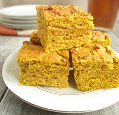 Pumpkin Cornbread (Hungry Couple NYC)
