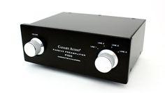 Canary Audio P100 Passive Preamplifier