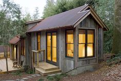 Cozy Rustic Barn Cabin - Marin County, California