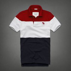 Abercrombie Fitch Hommes Polo T-shirts courts Royaume-Uni Vente Polo Shirt Outfits, T Shirt Polo, Polo Outfit, Mens Polo T Shirts, Levis T Shirt, Tee Shirt Homme, Black Polo Shirt, Golf Shirts, Polo Tees