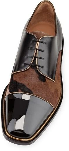 Christian Louboutin Cap toe oxford Oxfords, Shoes, Accessories