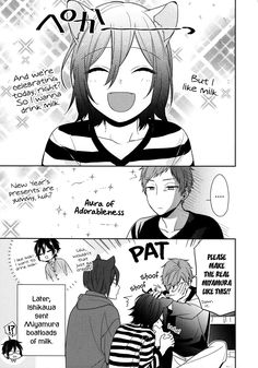 Read manga Horimiya Chapter 071.005 online in high quality