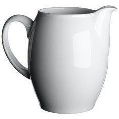 Denby White Large Jug: Amazon.co.uk: Kitchen & Home Amazon, Kitchen, Collection, Home, Amazons, Cooking, Riding Habit, Kitchens, Ad Home