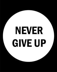 Nunca te rindas #Frases #EfectoBlackjack
