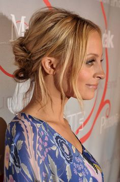 Love this little updo