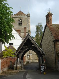 Dorchester Abbey, Oxfordshire, England, founded in 1140 by Alexander, Bishop of Lincoln