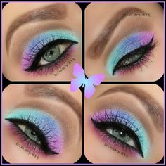 She does amazing eye looks, theamazingworldofjblogspot.