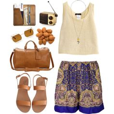 """""""Modern Gypsy"""" by kuhlair3 on Polyvore"""