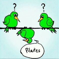 Humor Pilates :-) bom dia sexta-feira ✌