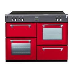 Stoves Richmond 1100Ei Hot Jalapeno Induction Range Cooker