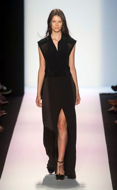 BCBG Max Azria S/S 2014 New York Fashion Week