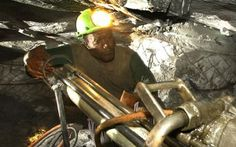 The equipment may double the life of the operations, which currently have about 20 to 30 years left of mining.