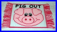 Pig PLACEMATS