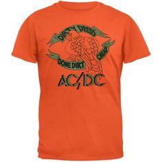 AC/DC - Dirty Deeds Tattoo T-Shirt