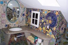 Идеи отделки ванной комнаты и фото примеры их воплощения в интерьере