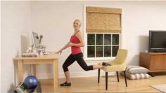 Watch The 5-Minute Desk Workout in the  Video