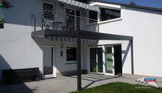Terrassendach Aus Aluminium Mit Vsg Glas Kompl Neu ~ Alu terrassendach mit vsg glas schiebedach bis zu Öffenbar